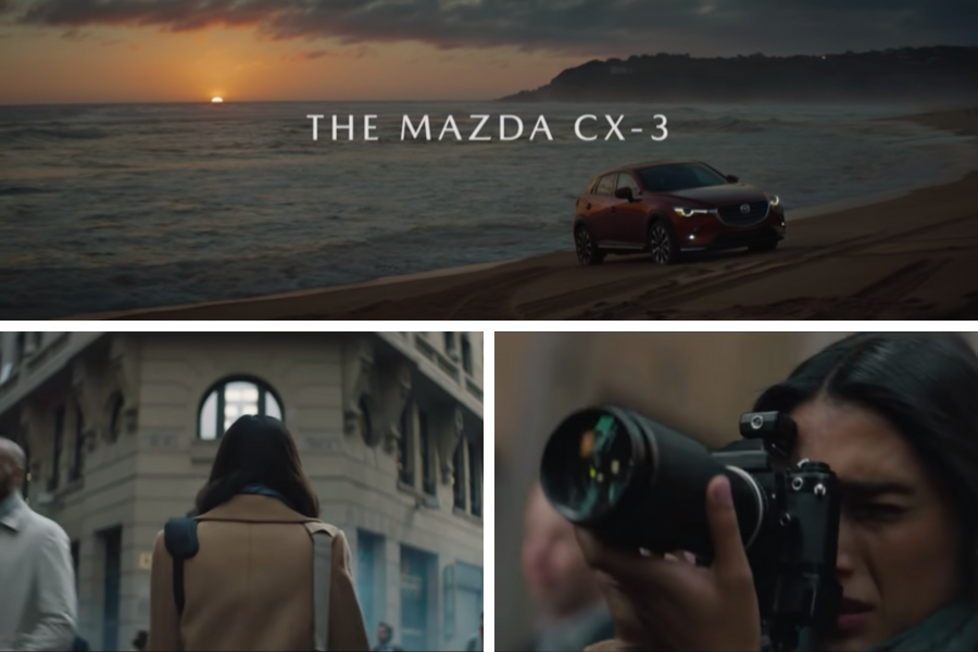 Mazda CX Advertisement Case Study