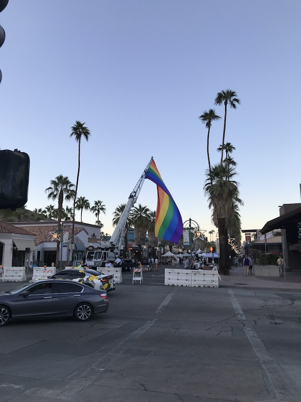Palm Springs 2019 Pride Celebrations