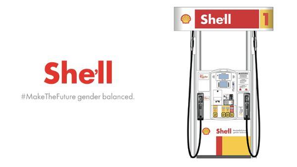 shell international women's day